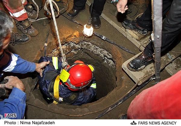 خطرناک ترین گازهای چاه فاضلاب
