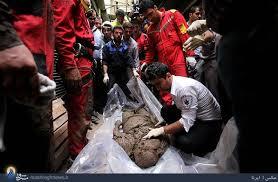 ریزش چاه فاضلاب در مشهد