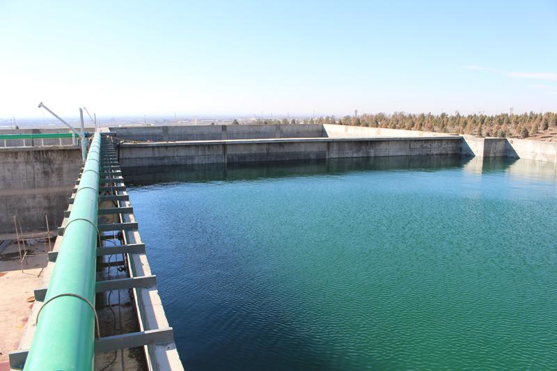 هفت طرح شاخص آب و فاضلاب در البرز اجرا مي شود
