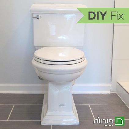 آموزش نصب صحیح توالت فرنگی