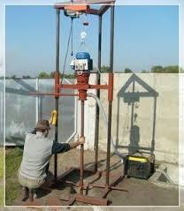دستگاه حفاری چاه آب