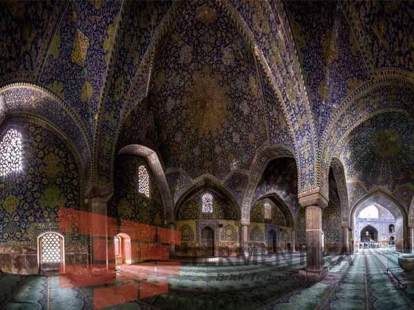 مصالح ساختمانی در معماری اسلامی