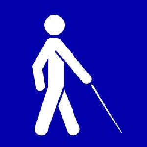 سقوط یک زن نابینا در شبکه فاضلاب